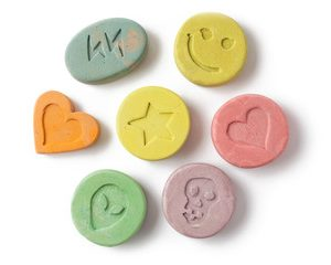 MDMA PILLS (MOLLY / ECSTASY)